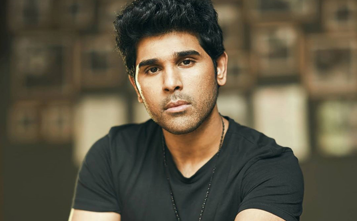 Telugu Actor Allu Sirish Is All Set To Get Back On Field, Teases Fans With A Sneak Peak!