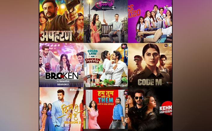 From Kehne Ko Humsafar Hain To Broken But Beautiful, 10 ALTBalaji Shows To Watch When & If Bored!