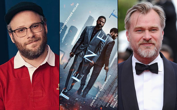 Tenet: Seth Rogen Jokes Christopher Nolan Tried To Kill His Fans With Movie's July Release!