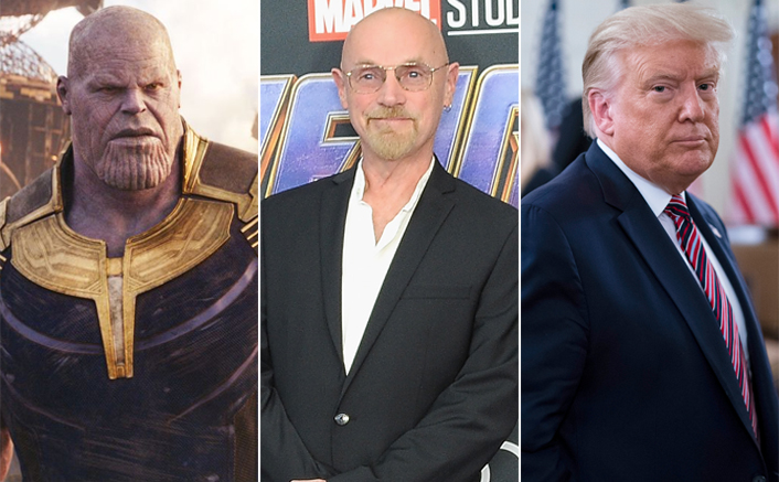 Thanos Creator Jim Starlin Creates Yet Another Villain Inspired By Donald Trump