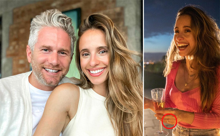 The Bachelor's Vanessa Grimaldi Engaged To Beau Josh Wolfe But It's Her Ring That's Shining BRIGHT! (Pic credit: Instagram/vanessagrimaldi30)