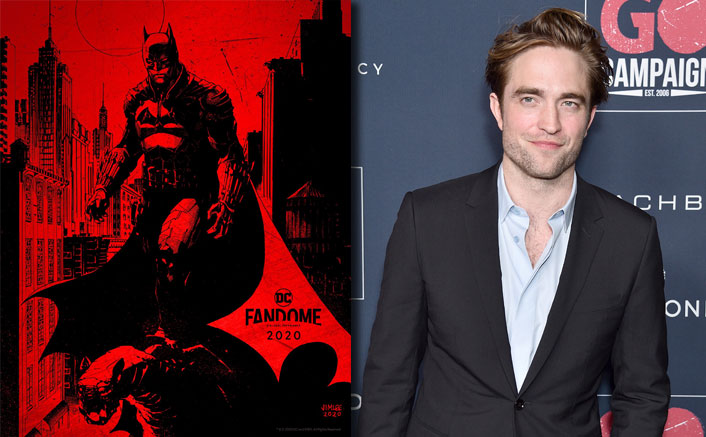 The Batman: Fans Are Freaking Out Over Posters Of Robert Pattinson Starrer & Rightly So!(Pic credit: Twitter/Matt Reeves, Getty Images)