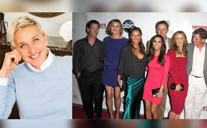 The Ellen DeGeneres Show Gets CRUSHED By Desperate Housewives In TV Ratings(Pic credit: Getty Images)