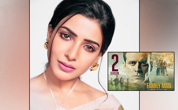 The Family Man 2: Samantha Akkineni Calls The Upcoming Season Ft. Manoj Bajpayee 'KICKA**'