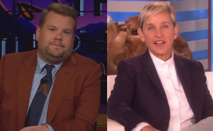 The Late Late Show Host James Corden To REPLACE Ellen DeGeneres? Deets Inside