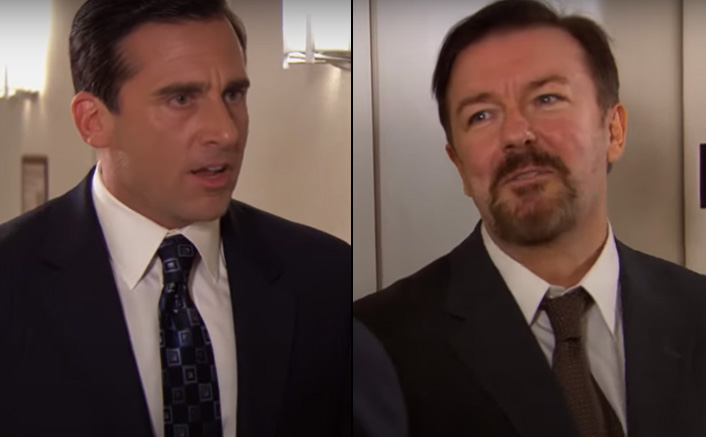 "The Office Fame Steve Carrell Took Ricky Gervais' Emmy But Was Brutally Trolled The Next Year: ""I Made You, What You're"""