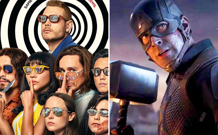 The Umbrella Academy Season 2 Goes Captain America Way From Avengers: Endgame, Read On!