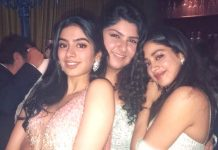 Then & Now: These Pictures Of Janhvi Kapoor, Khushi Kapoor& Anshula Kapoor Will Redefine Sister Goals