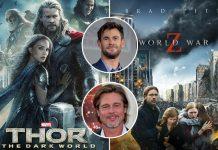 Thor: The Dark World Box Office Facts: From Crossing Brad Pitt's World War Z To Being Chris Hemsworth's 2nd Highest Grosser