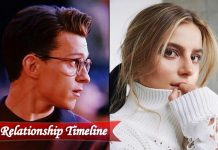 Tom Holland & Nadia Parkes Relationship Timeline: A Blossoming Love Affair, Courtesy Lockdown!
