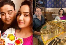 TV star Ashi Singh shares her favourite Rakhi memory