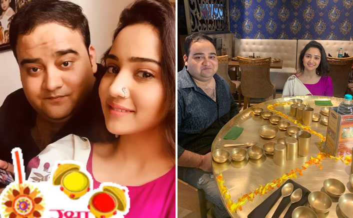Aladdin: Naam Toh Suna Hoga Fame Ashi Singh Has A Tom & Jerry Relationship With Her Brother & It's Relatable AF!