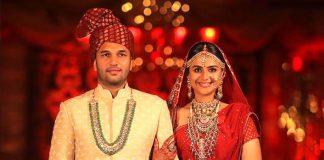 TV star Prachi Tehlan shares her wedding pics