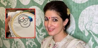 Twinkle Khanna takes up thread therapy