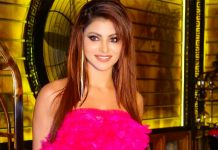 Urvashi Rautela Stuns In A Red Sultry Side-Slit Lehenga & We're Left Drooling, See PIC