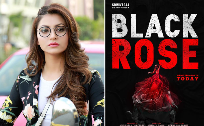 """Urvashi Rautela On Shooting Black Rose Amid The 'New Normal': """"It's A Difficult Time But Work Has To Go On"""""""