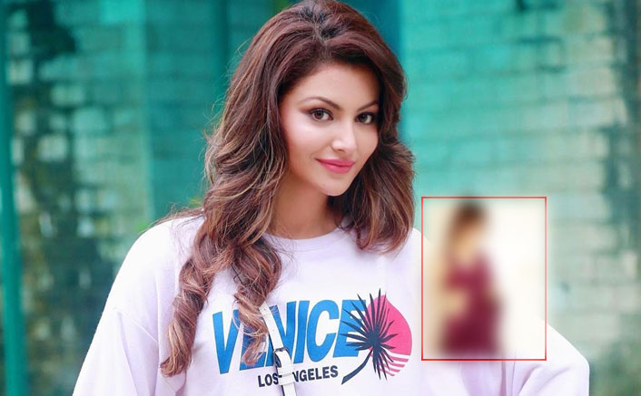 Urvashi Rautela Raises The Temperature In A Sultry Saree Look & Fans Can't Stop Staring!