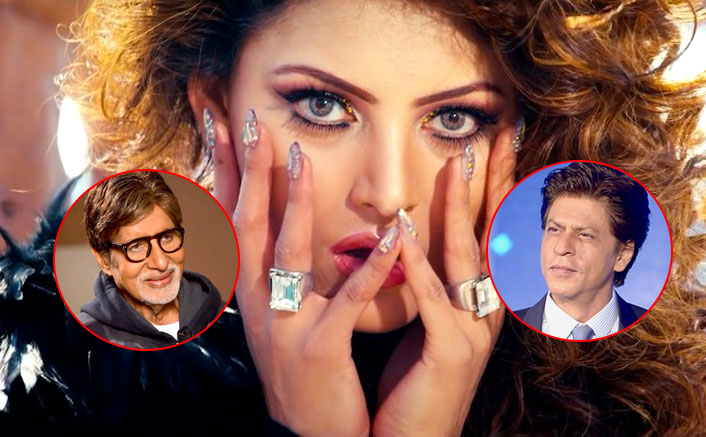 Urvashi Rautela Beats Shah Rukh Khan & Amitabh Bachchan With Her Instagram Followers Count