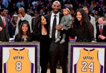 "Vanessa Bryant On Late Kobe Bryant's 42nd Birthday: ""As Much As I Want To Cry, I Put A Smile..."""