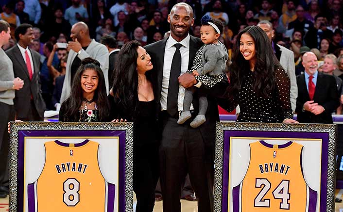 """Vanessa Bryant On Late Kobe Bryant's 42nd Birthday: """"As Much As I Want To Cry, I Put A Smile..."""""""