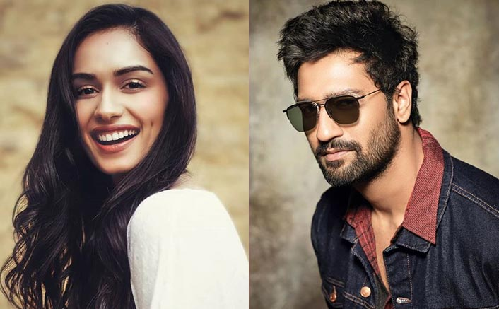 Vicky Kaushal & Manushi Chhillar To Star In A Film Together? Both Follow Each Other On Social Media To Ignite Casting Rumour - EXCLUSIVE