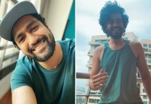 Vicky Kaushal's reaction to brother Sunny's long hair is epic