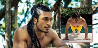 Vidyut Jammwal reveals secret of his upper body strength