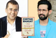 Vikrant Massey in trailer of Chetan Bhagat's new book 'One Arranged Murder'
