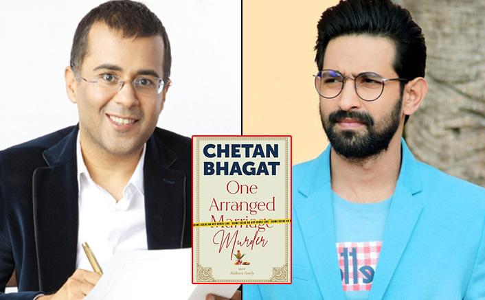 Vikrant Massey Turns An Intriguing Narrator For Chetan Bhagat's New Book Trailer Of One Arranged Murder