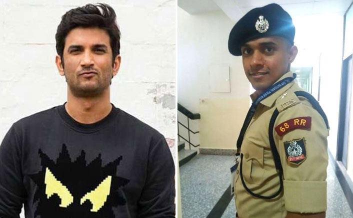Sushant Singh Rajput Row: Officer Vinay Tiwari Finally Freed By BMC!