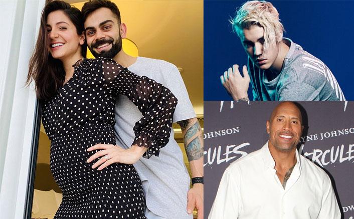 Virat Kohli & Anushka Sharma Break THIS Record With Their 'Pregnancy Post', Beat Justin Bieber & Dwayne Johnson