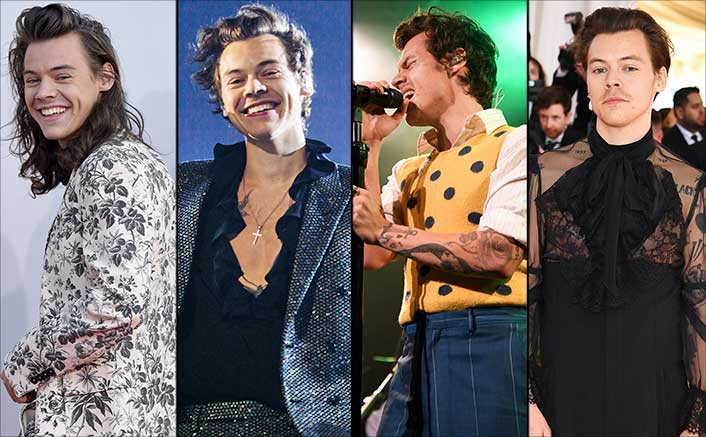 Watermelon Sugar Singer Harry Styles Is Ageing Like A Fine Wine & Here's Why We Say So!