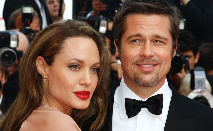 WHAT! Angelina Jolie & Brad Pitt's Divorce Judge Is The Same Person Who Got Them Married!
