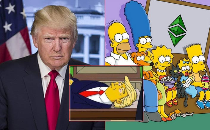 WHAT! Did The Simpsons Really Predict Donald Trump's Death? Here's All The Scoop You Need