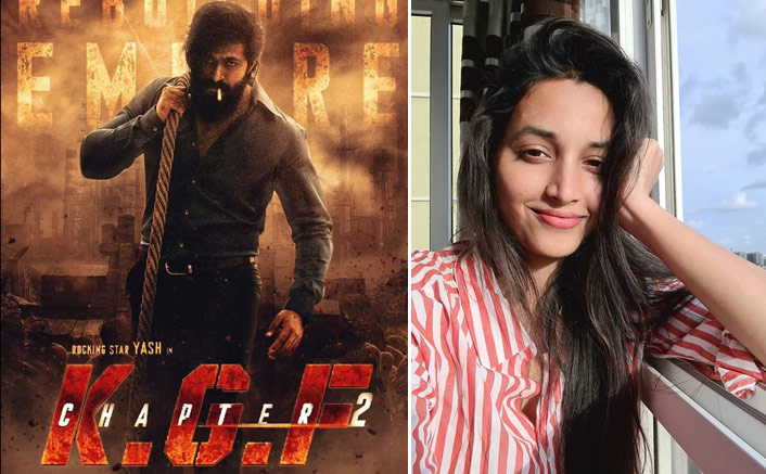 WHAT! Srinidhi Shetty Left As Many As 7 Films For KGF: Chapter 2(Pic credit: Instagram/srinidhi_shetty)