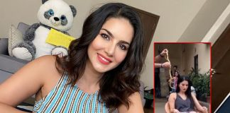 When A Fake Snake Prank Left Sunny Leone Shocked, Watch Video!