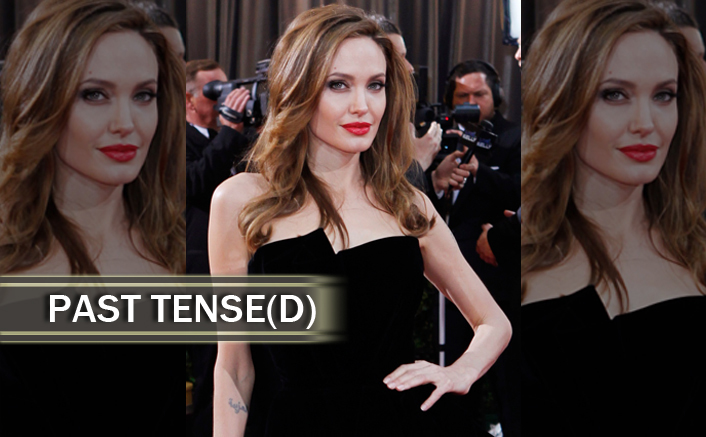 When Angelina Jolie Was Brutally Trolled For Flaunting Her Long Legs On Red Carpet – PAST TENSE(D)