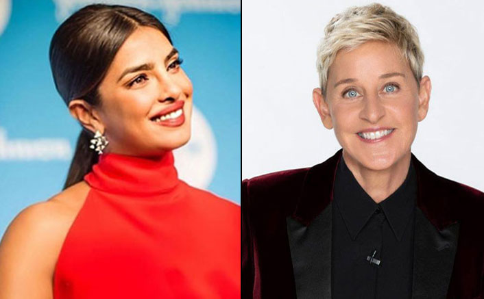 When Ellen DeGeneres Insulted Our 'Desi Girl' Priyanka Chopra On Her Show