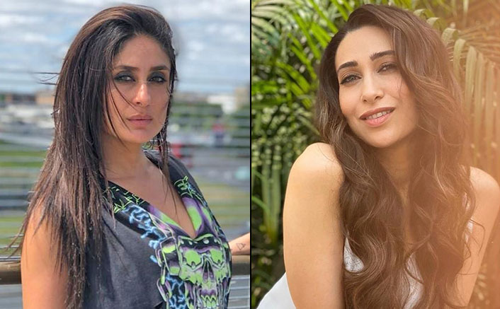 Karisma Kapoor & Kareena Kapoor's Sun-Kissed Picture Will Make You Crave For A Vacation