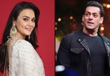 When Preity Zinta was 'a bit scared' of Salman Khan