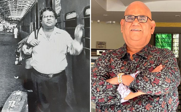 Satish Kaushik's Journey From First Train To Mumbai To 41 Years Down The Lane Prove Dreams Do Come True!