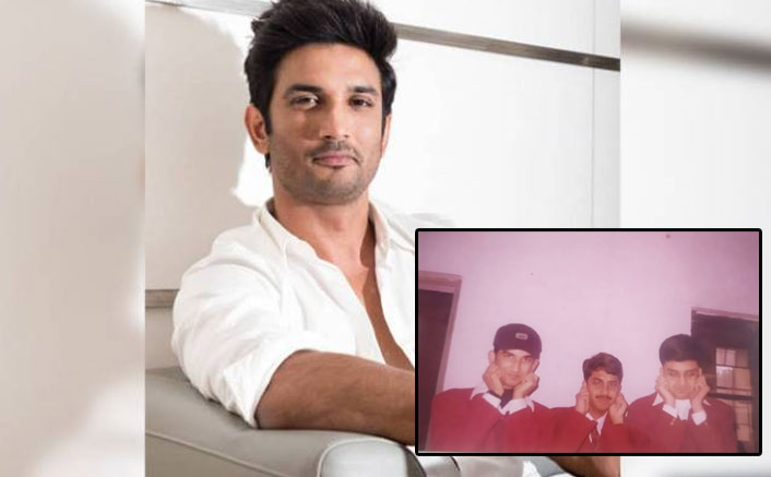 When Sushant Singh Rajput Was Punished & Asked To Stand Outside The Class Holding His Ears!