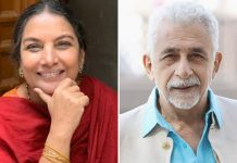 Why Shabana Azmi is thankful to Naseeruddin Shah