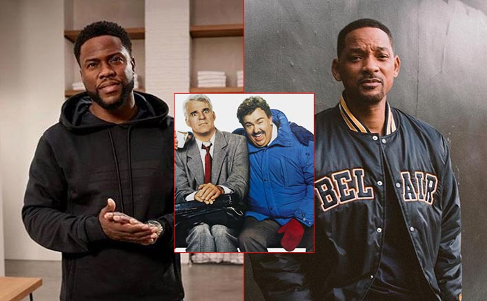 Will Smith & Kevin Hart To REMAKE 'Planes, Trains And Automobiles' But Netizens Aren't Quite Happy