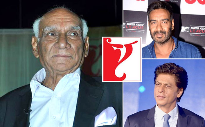 Shah Rukh Khan's Comeback, Ajay Devgn's Surprise & A Lot More Could Be Unveiled In The Blueprint Announcement On Yash Chopra's 88th Birth Anniversary