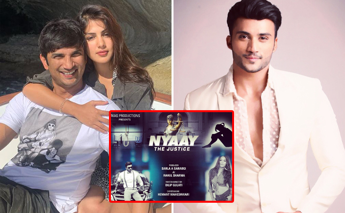 Sushant Singh Rajput & Rhea Chakraborty's Love Story Inspired Film To Include Their Live In Period - Actor Zuber K. Khan Opens Up!