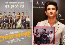 #1YearOfChhichhore: Sushant Singh Rajput Was A Happy Soul During Promotions With Shraddha Kapoor & Others; It's Truly A Sight To Behold, WATCH
