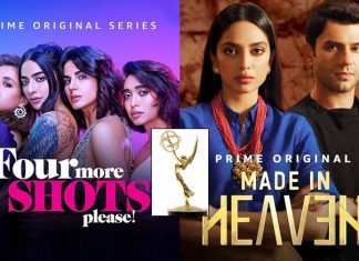 2020 International Emmy Awards: Four More Shots Please & Made In Heaven Land A Nomination!