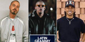 2020 Latin Grammy Awards: J Balvin Earns 13 Nominations, Bad Bunny & Ozuna Follow Close Behind