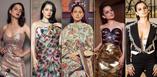 5 Times Kangana Ranaut Shut Everyone With Her Bold Fashion & Not Her Tweets